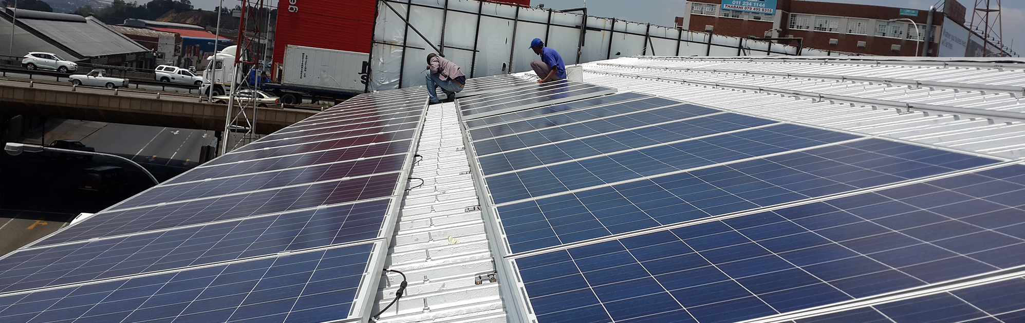COMMERCIAL SOLAR POWER PHOTOVOLTAIC SOLUTIONS Image