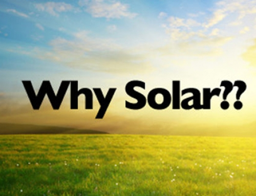 10 very compelling reasons you should go solar