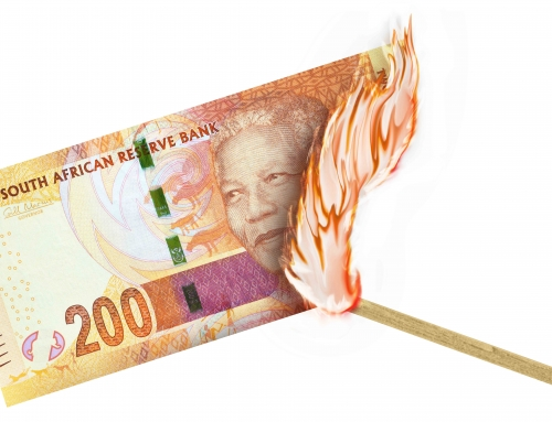 Here's how you will burn R50k of your hard-earned cash over the next 5 years
