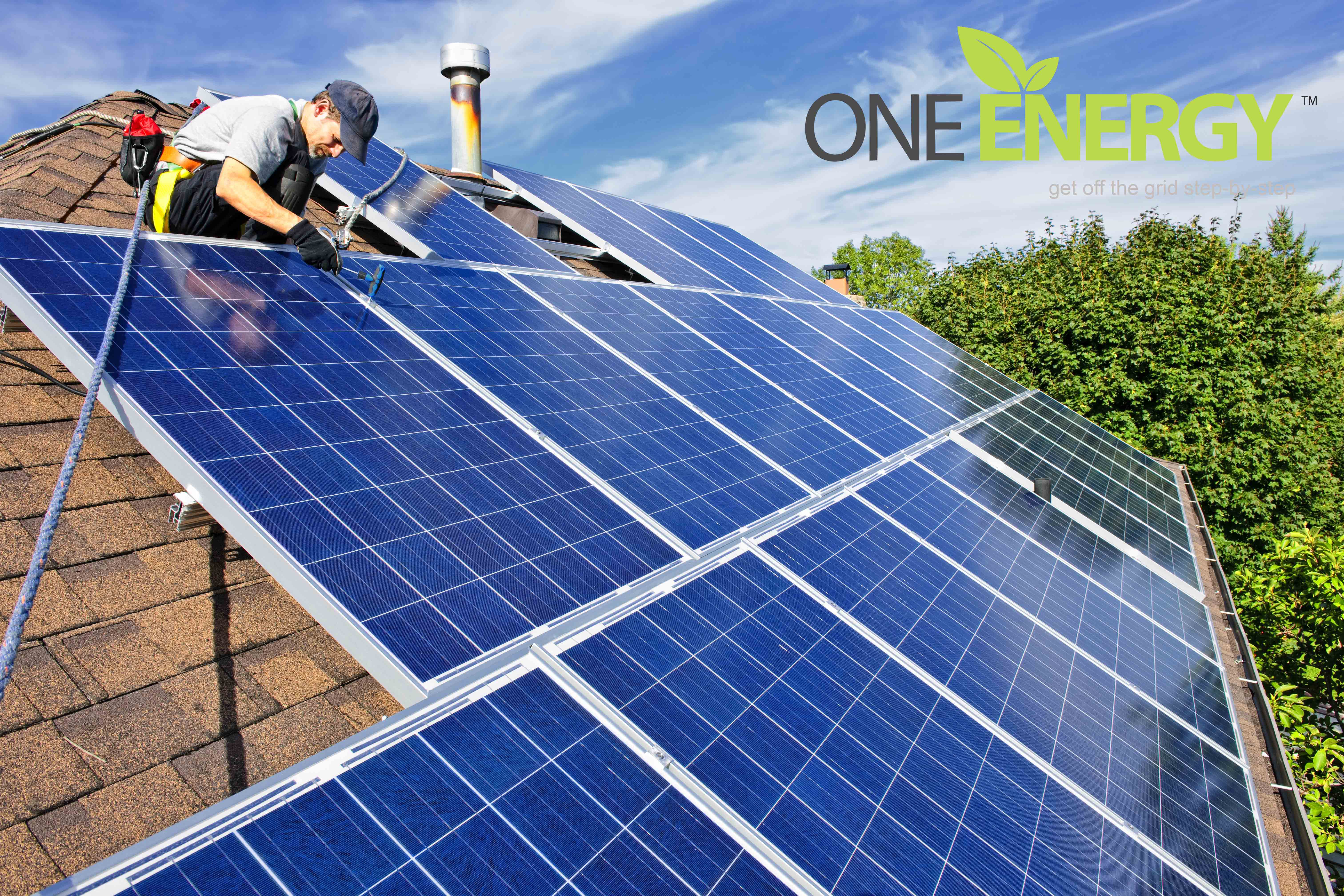 PV installation residential
